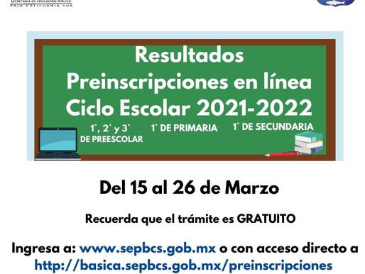 GARANTIZA SEP INGRESO A EDUCACIÓN BÁSICA DEL CICLO 2020-2021