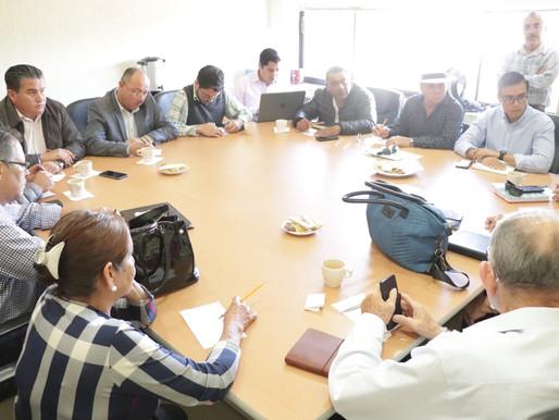 Revisan avances de electrificación para San Juanico y Cadejé
