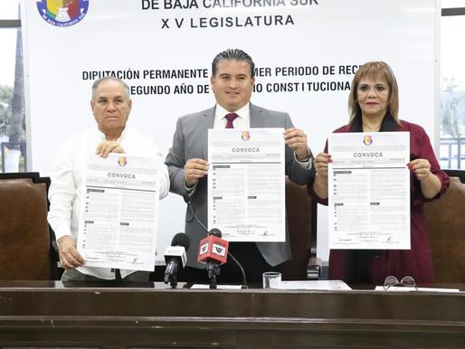 Convoca Congreso a ocupar espacios médico y jurídico en la Comisión de Conciliación y Arbitraje Médi