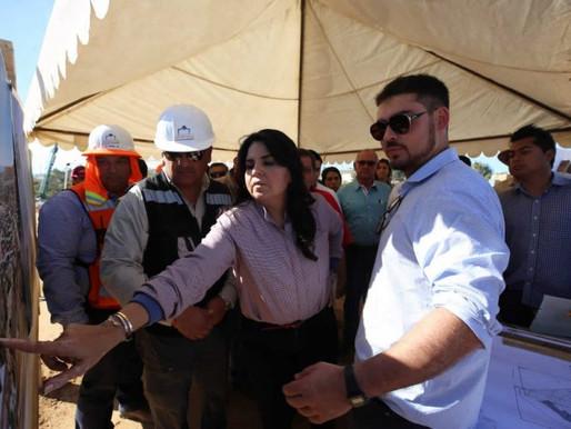 Gestiones de Armida Castro próximas a inaugurarse en el mes de marzo con la visita de López Obrador