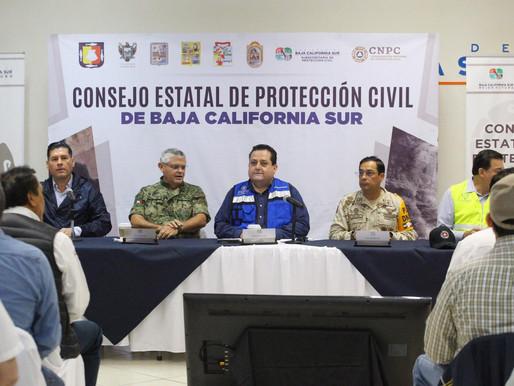 A EXTREMAR PRECAUCIONES, CONTINUARÁN LAS LLUVIAS: PROTECCIÓN CIVIL