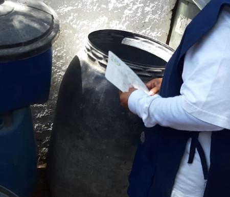 ESARROLLA PROGRAMA DE VECTORES ACCIONES PARA PREVENIR EL DENGUE EN COLONIAS DE LOS CABOS