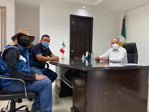 "Entrega ""Philanthrope"" 2,500 despensas en Comondú"