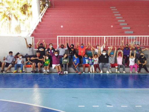 Para garantizar la salud de personas con discapacidad, IMDIS Los Cabos realiza actividades deportiva