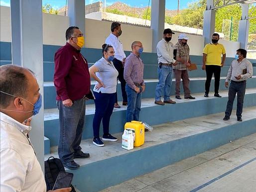 Coordinan esfuerzos autoridades y productores para erradicar la mosca de la fruta en La Paz