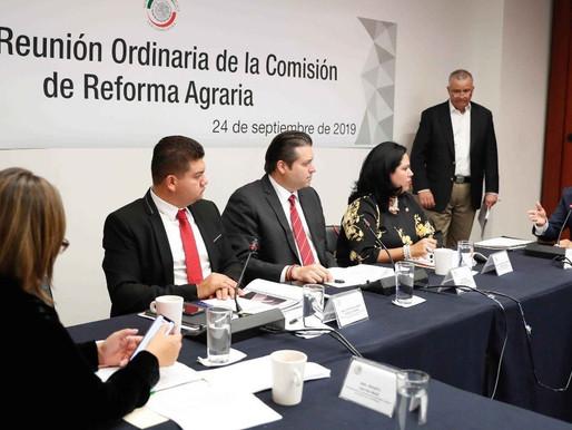 Por primera vez una Comisión del Senado sesionará en nuestro Estado: Ricardo Velázquez Meza