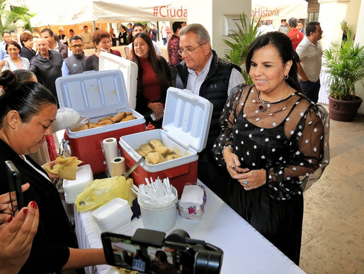 La alcaldesa Armida Castro sigue fomentando las tradiciones del municipio