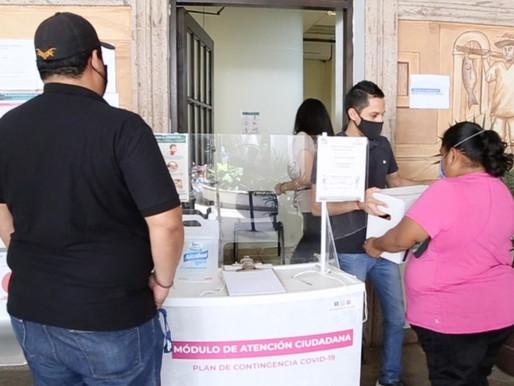 En este tercer año de Gobierno, Atención Ciudadana realizó más de 14 mil acciones en apoyos de salud