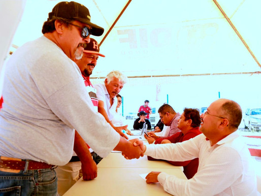 Dr. Walter Valenzuela encabeza Jornada Social en La Poza Grande