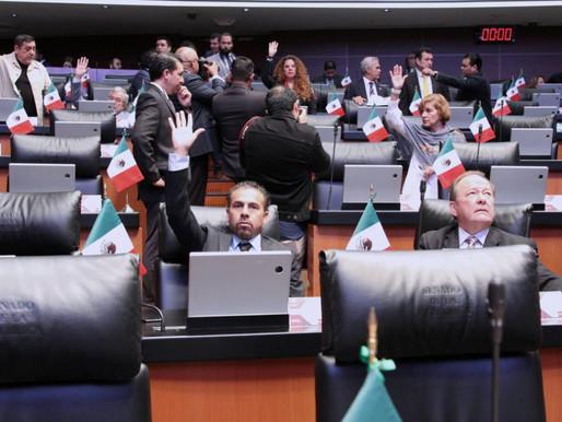 Senador Ricardo Velázquez alza la voz por más apoyos para la UABCS