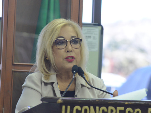Propone Diputada Anita Beltrán rotonda se denomine Rotonda de las Personas Ilustres de Sudcalifornia