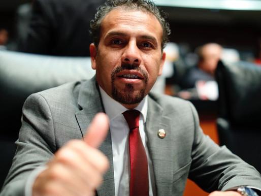 Invita senador Ricardo Velázquez Meza a su informe el próximo sábado 16 de noviembre
