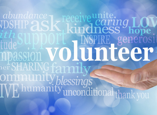 A Moment with Volunteers