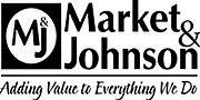 market and johnson logo bw.jpg