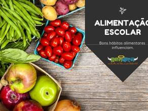Alimentação escolar: como bons hábitos alimentares influenciam o crescimento e a aprendizagem
