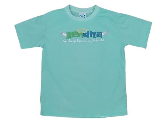 Camisa Manga Curta - Grupo Verde