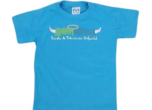 Camisa Manga Curta - Grupo Azul