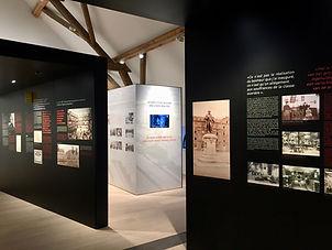 muséographie musée godin docks bruxsel bruxelles
