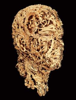 BXB-1---Prince-Albert-II-of-Monaco---Portrait-Sculpture-in-18K-Gold