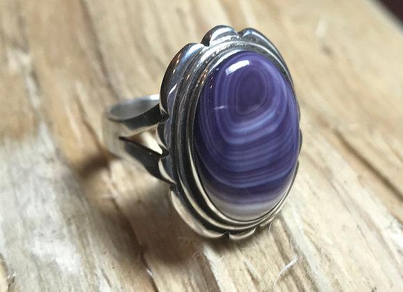 Navajo Wampum Ring