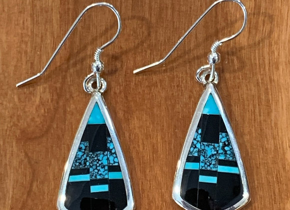 Supersmith – David Rosales Inlaid Earrings