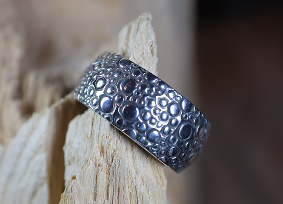 Sterling Bubble Ring