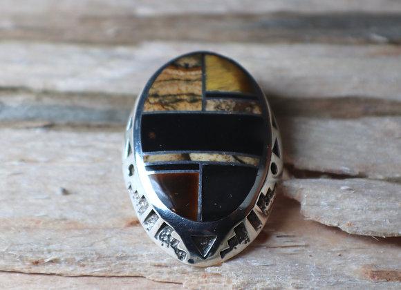 Supersmith – David Rosales Native Earth Pendant