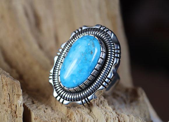 Beautiful Kingman Turquoise Ring