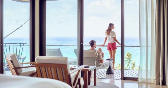 ¡Suites increíbles!