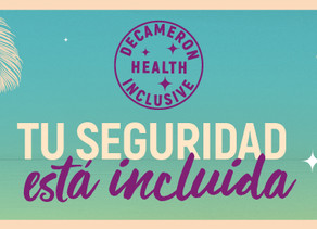 #VIDEO: Decameron Health Inclusive, el nuevo plan para cuidarte