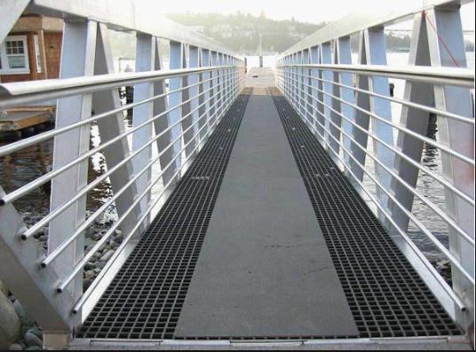 GRATTING PONT-BRIDGE
