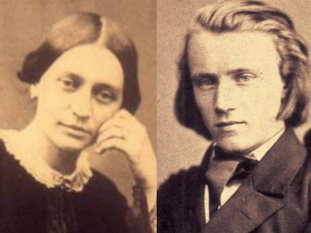 """A Passionate Friendship"" - Clara Schumann and Johannes Brahms"