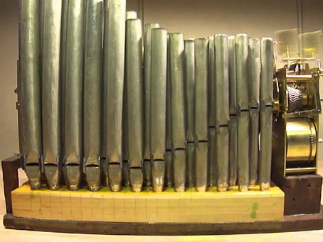 Keeping it light - Flute Clock Pieces - Franz Josef Haydn