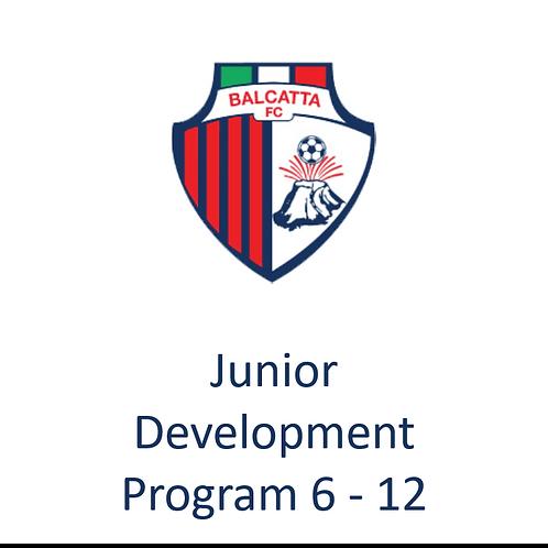 Junior Development Program