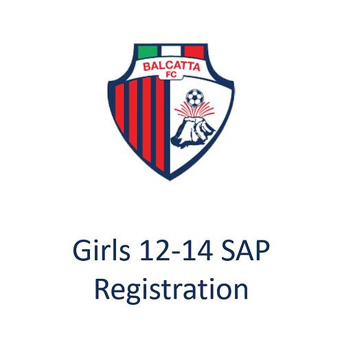 Girls SAP Program