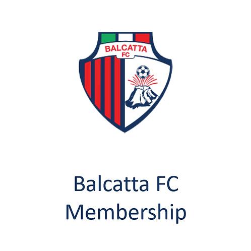 Balcatta FC Membership 2020