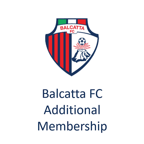 Balcatta FC Additional Membership 2020