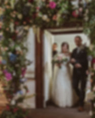 Wedding Flowers Dorking Burford Bridge