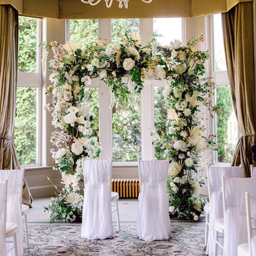 Venue Styling at Hartsfield Manor