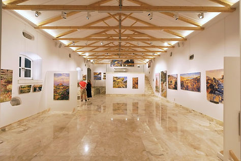 Apothiki Limnos | Event and Exhibition Space Greece