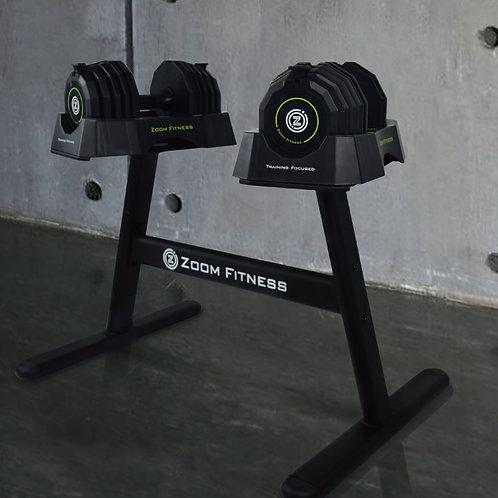Zoom Fitness 啞鈴架