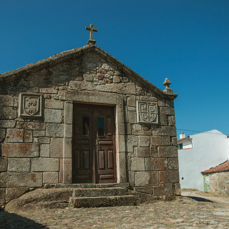 Canva - Medieval chapels of Saint Anthon