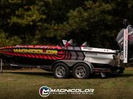 Triton Boats - Custom Wrap