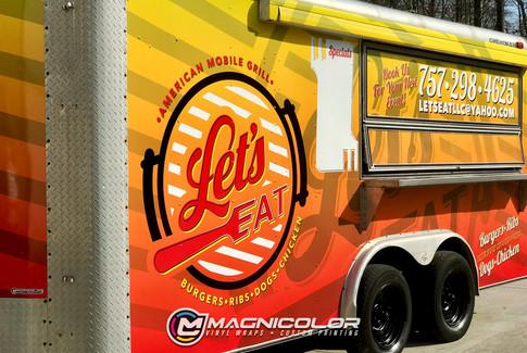 Let's Eat Food Truck