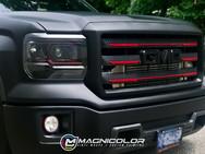 GMC Sierra - Color Change Wrap