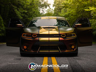 Scatback Dodge Charger - Color Change Wrap