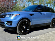 Range Rover - Color Change Wrap