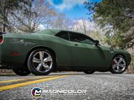 2009 Dodge Challenger - Color Change