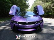 BMW i8 - Color Change