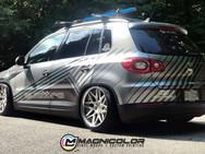 VW Tiguan - Custom Wrap